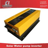 Buy cheap Solar pump inverter for water irrigation system from wholesalers