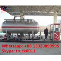Wholesale LPG FILLING SKID STATION, lpg filling station skid-mounted, lpg propane skid station from china suppliers