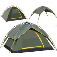 Wholesale Automatic Family Camping Tent Molle Gear Accessories , Windproof Outdoor Camping tent from china suppliers