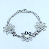 Wholesale High Quality Stainless Steel Fashion Mane's Women's Bracelet LBS215 from china suppliers