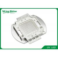 Wholesale 100W UV Led Curing WITH 45mil Epileds , High Power UV Led Diode from china suppliers