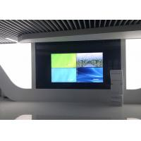Wholesale SMD LED Screen Indoor , LCD Video Wall 5.3mm 46 Inch With DID Panel from china suppliers