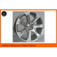 Wholesale Hyper Silver / Paint Machined BMW Replica Wheel For X5 9.5J x 20 Inch Size from china suppliers