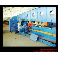 Quality Automated Metal Sheet Plate Edge Milling / Beveling Machine High Precision for sale