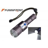 Wholesale 1200LMs CREE XM-L L2 Powerful LED Flashlight USB Charging, 5 Modes Bike Lights from china suppliers