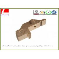 Wholesale Marine Industrial brass Forged Metal Parts , Computer Numerical Control Precision Forgings from china suppliers