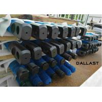 Buy cheap Single Acting Hard Chrome Plated Piston Rod , Hydraulic Cylinder Piston Rod NSS 500 Hours from wholesalers