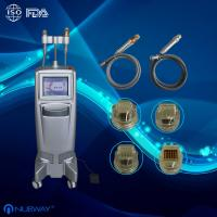 Wholesale Skin resurfacing two handles MFR and SFR Thermagic skin treatment machine skincare clinic from china suppliers