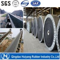 Buy cheap China Coal Industrial Rubber Fabric Conveyor Belt low abrasion and high tensile strength ISO9001 and CO/FORMA/FORME from wholesalers
