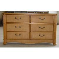 Wholesale 6-drawer wooden dresser/ chest,M/F combo ,console,hospitality casegoods DR-77 from china suppliers