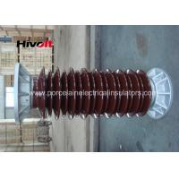 Quality 110KV Brown Color Hollow Core Insulators Excellent Mechanical Performance for sale