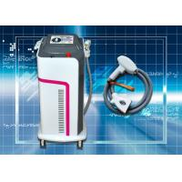 Wholesale Permanent Painless Diode Laser Hair Remover / 808nm Diode Laser Machine 1000W 10.4 Inches LCD Screen from china suppliers
