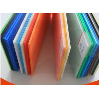 Wholesale Black / Transparent / Green Rigid Strong Polypropylene PP Flute Board Thickness 2mm-7mm from china suppliers