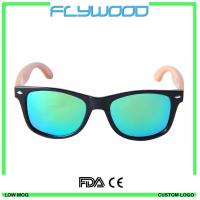 Quality Sunglasses 2016 Wholesale Framed Mirrors Wooden sunglasses with your logo for sale