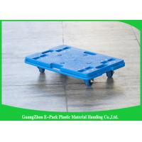 Wholesale 150KG 4 Wheel Cart Dolly  For Plastic Crate , Recyclable Heavy Duty Moving Dolly from china suppliers
