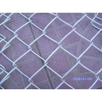Buy cheap Garden Plant Pot Holders for  3.0mm Galvanized Chain Link Fencing from wholesalers