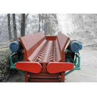 Wholesale Model 160 Wood Recycling Machine with Double Tooth Roller Log Peeling from china suppliers