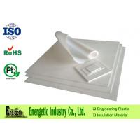 Wholesale Engineering Nature PTFE Plastic Sheet , 1500 x 1500mm PTFE Skived sheet from china suppliers
