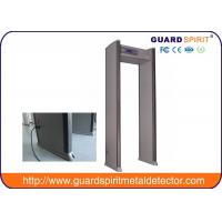 Wholesale Security Inspection Door Archway Metal Detector Muilt zones Good Sensor XYT2101S from china suppliers