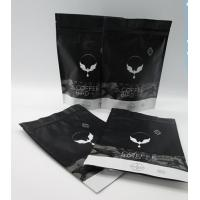 Wholesale Matte Finish Plastic Pouches Packaging Customized Coffee Bean Packaging Bag from china suppliers