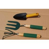 Wholesale small garden shovel, fork and rake from china suppliers