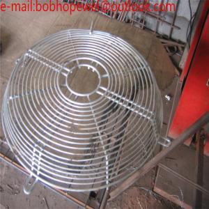 Wholesale fan guard / Safty fan guard / Fan guard cover/Industrial Metal Wire Finger Guard Fan Guard Covers/90mm x 90mm cover from china suppliers