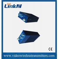 Wholesale COFDM Mini UAV Video Transmitter NLOS Mobile Transmission DC12V from china suppliers