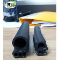 Buy cheap oem various extruded EPDM auto rubber profile according to your drawing or sample from wholesalers