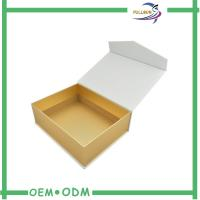Quality Coated Paper Eco Magnetic Paper Gift Boxes Matt Lamination Surface FSC Approval for sale