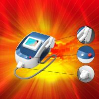 China Portable  Diode Laser Hair Removal Machine on sale