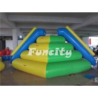 Wholesale 0.9MM Thickness PVC Tarpaulin Inflatable Slides ,Inflatable Climbing Mountain for Inflatable Toys from china suppliers