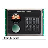 Buy cheap Full Ture RGB LCD Display Module 10.1 Size High Resolution 222.72 mm × 125.28 mm from wholesalers