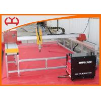 Wholesale Oxygen / Propane CNC Sheet Automated Plasma Cutter from china suppliers