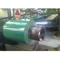 Wholesale Top Coating 25 Micron Prepainted Galvanized / Galvalume Steel Roll SGCC CGCC from china suppliers