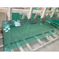 Wholesale Commercial reflective flat heat strengthened glass for high wind load areas from china suppliers