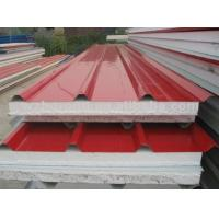 Wholesale Light Weight Corrugated Sandwich Panel For Prefabricated Houses Ceiling from china suppliers