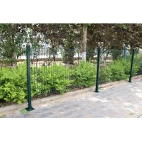 Wholesale 1.93*2.5m PVC coated triangle bending fence for convenient installation from china suppliers