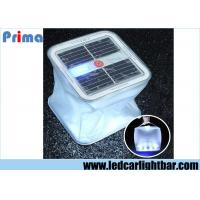Wholesale Inflatable 10 White LED Garden Lawn Solar Light Outdoor Camping Waterproof Emergency Lamp White from china suppliers