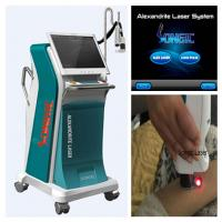 Wholesale Freckle Removal 755 nm Alexandrite Laser Permanently Hair Removal Machine from china suppliers