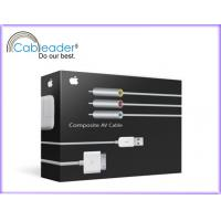 Wholesale Component AV Cable for iPad 4.2 Version with factory price from china suppliers
