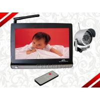 Wholesale IR 7' inch TFT LCD High Pixel Wireless Baby Monitor Kits CEE-BM860-7061 from china suppliers