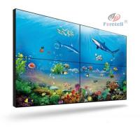 Quality HD Super slim Bezel LCD Video Wall Display for Queueing Management System for sale