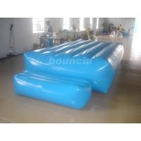 Wholesale 0.9mm Durable Commercial Grade PVC Tarpaulin Inflatabel Water Pool Platform from china suppliers