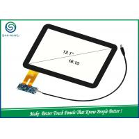 Wholesale Aspect Ration 16 To 10 Industrial Touch Screen 12.1'' Projected Capacitive With ILI 2302 IC USB Controller from china suppliers