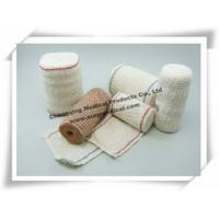 Wholesale CE ISO Approved Cotton Crepe Bandage Easily Wrapped For Medical Insulation from china suppliers