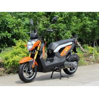 Quality 200cc Air Cooled Adult Motor Scooter With Single Cylinder , 1760*780*1080 for sale