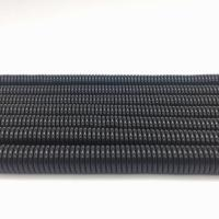 Quality Plastic Coil Safety Tool Lanyards 3.0mm Black PVC Stretch Super Longest 8m Spring for sale