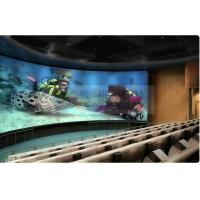 Wholesale High resolution 4D 3D movie theater equipment with PU leather theater seating from china suppliers