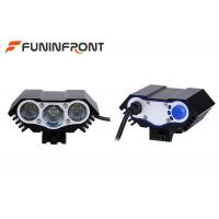 Wholesale 3000LMs LED Bicycle Headlight 8.4V Rechargeable Eye Mountain Bike Front Lights from china suppliers