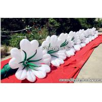 Wholesale Beautiful Inflatable Flower Chain for Events and Wedding Decoration from china suppliers